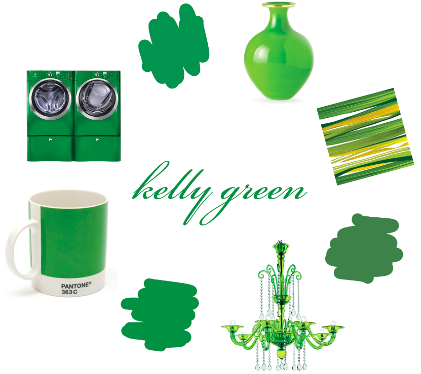 The First Color Friday Is Kelly Green Paint It What I