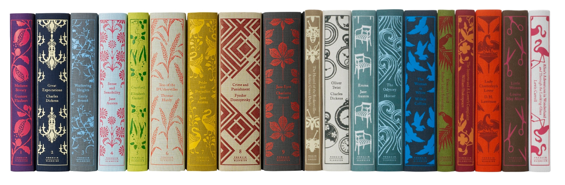 Hardcover Classic Book : Find of the week penguin hardcover classics paint it