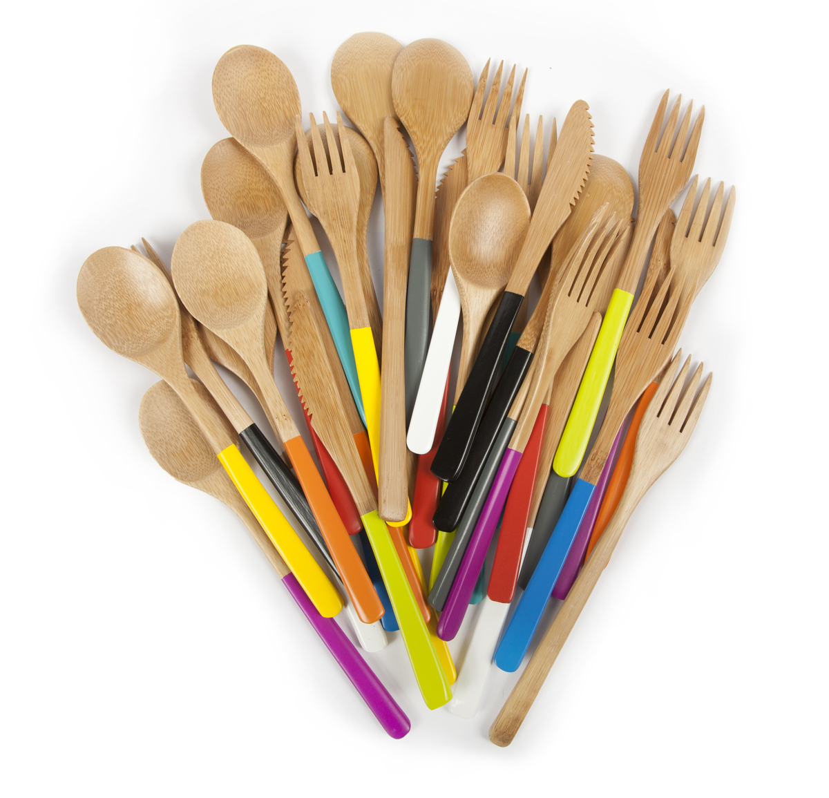 Coreu0027s Bamboo Cutlery ...  sc 1 st  Paint It What I Tell You - JGB Interiors & Find of the Week: Bamboo Cutlery! | Paint It What I Tell You