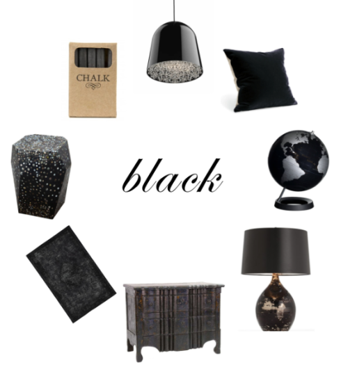 Color Friday is: Black!