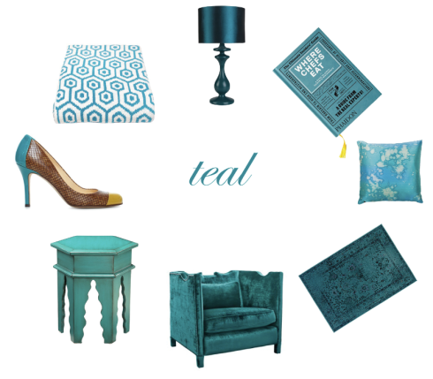Color Friday is Teal!