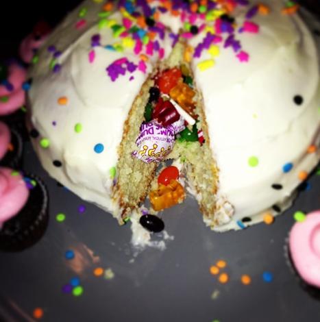 Pinata Cake!