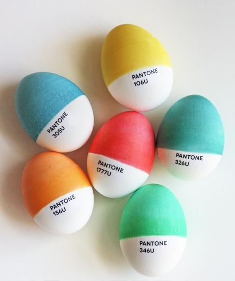 Egg Dyeing Projects