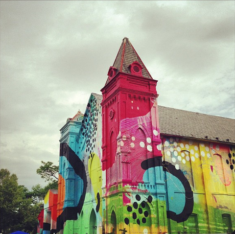 Rainbow Church Wins the Weekend!