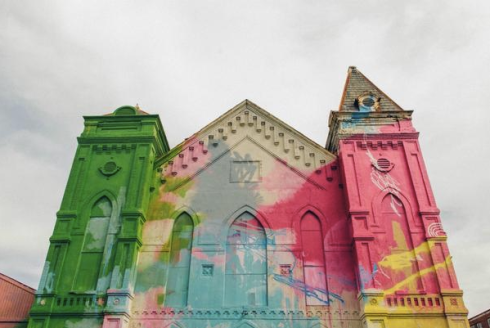 Rainbow Church Wins the Week!