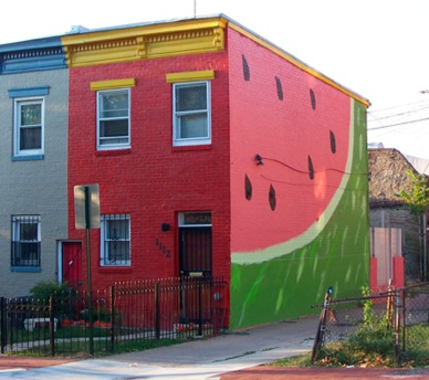 Watermelon House!