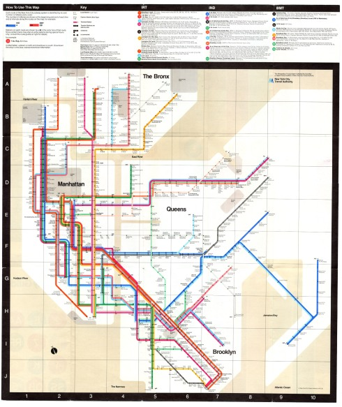 Subway Maps!