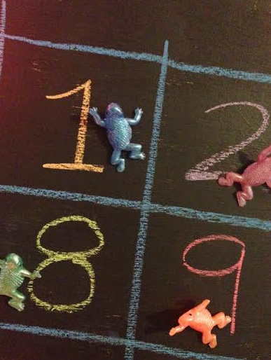 Sticky Frog Advent Calendar