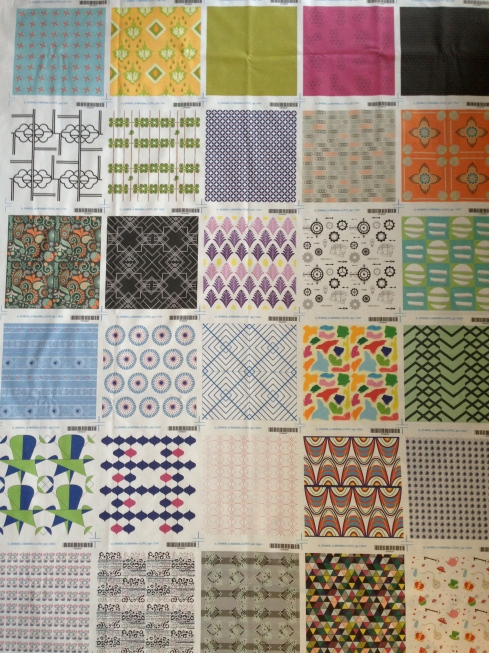Spoonflower Samples