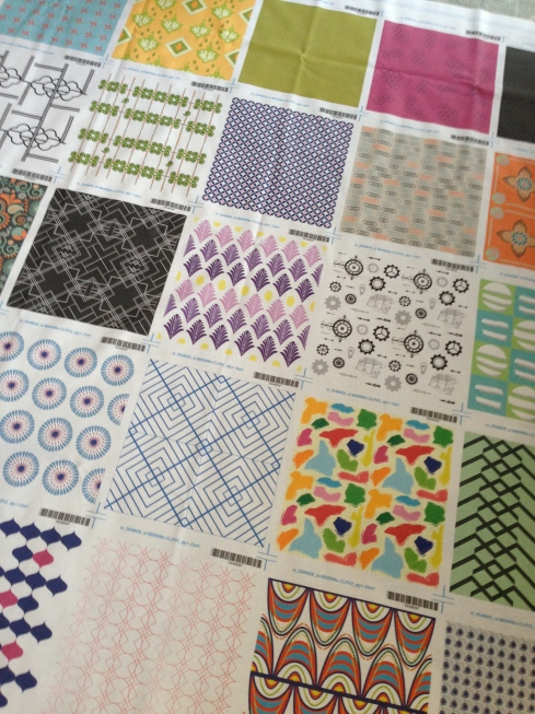 Spoonflower Sampler